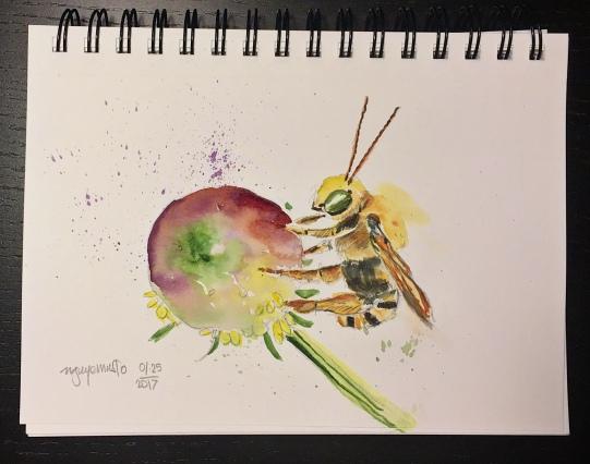 25-bee